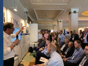 presentations on the DAC booth at the 46th Annual Congress of EFCLIN