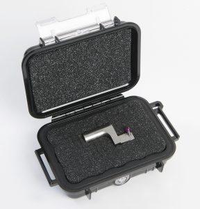 DAC Height Measurement Gauge (HMG) Case